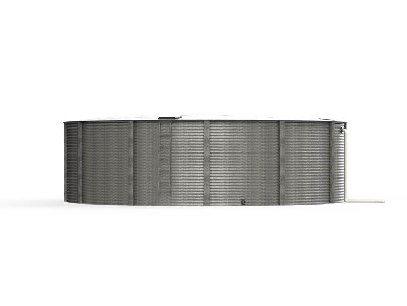 Aquamate Steel Water Tank 3.9m x 2.2m